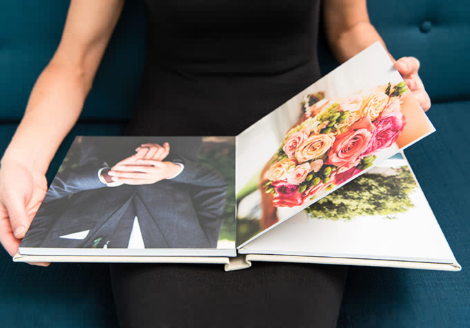 Custom Photo Albums | Professional Albums | Artsy Couture